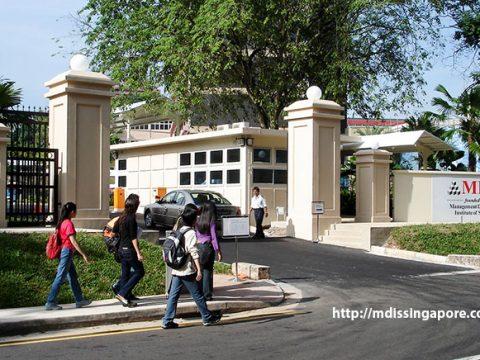 Khóa dự bị của Học viện MDIS Singapore