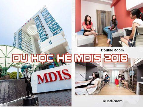 Du học hè Singapore 2018 – Trường MDIS
