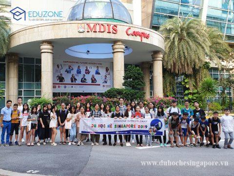 Du học hè Singapore 2020 – Trường MDIS